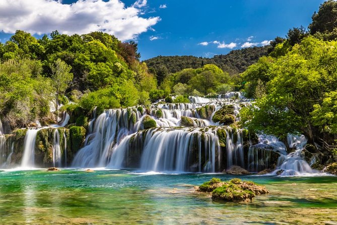National Park Krka Private Return Day Transfer por Minivan