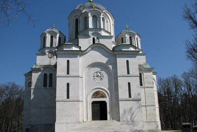 Oplenac - church