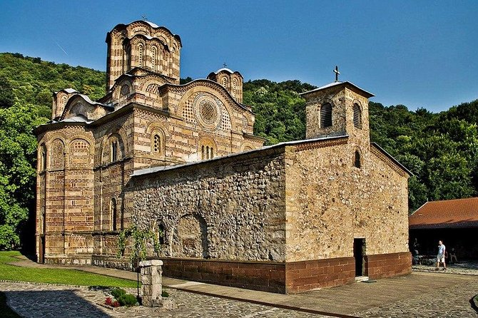 Eastern Serbia Monasteries and Resava Cave Tour from Belgrade