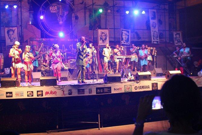 Fela Kuti Private Tour