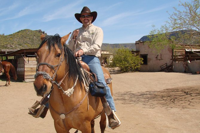 A Day In The Old West Adventure including Horseback Ride and Cowboy Lunch photo 1