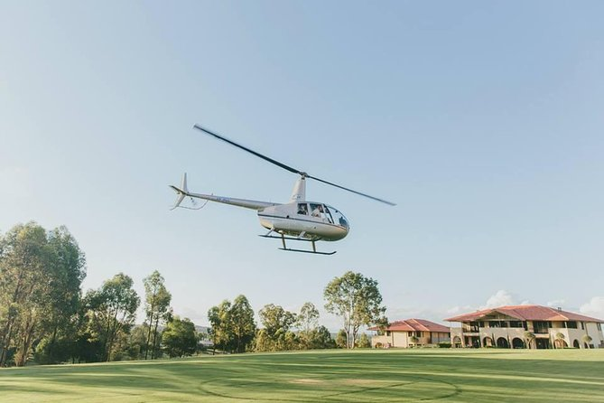 Hunter Valley Helicopter and Degustation Tour photo 3