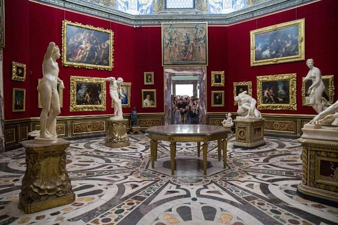 Italian Florence: Skip The Line: Accademia And Uffizi Galleries In One Day