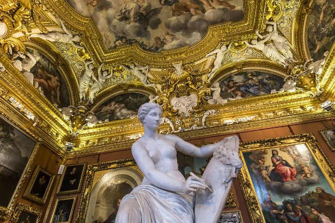 Pitti Palace Tour in Florence: Palatine Gallery