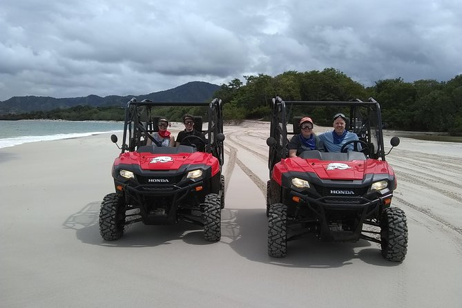 Buggy Tamarindo to Playa Flamingo