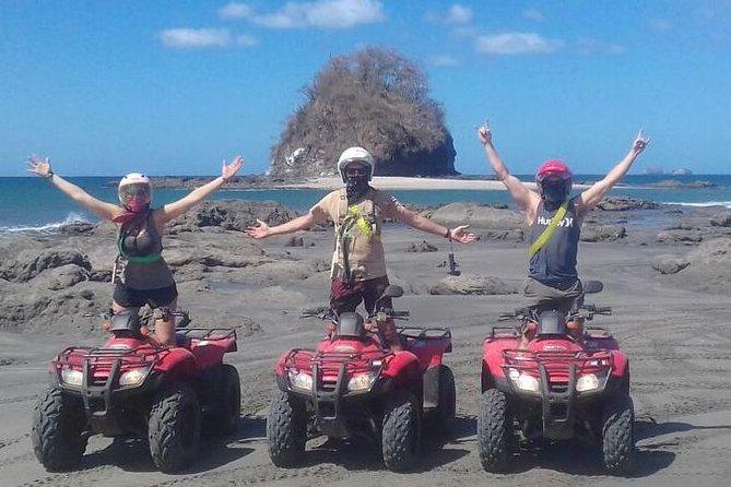 ATV Tamarindo to Pirates Bay