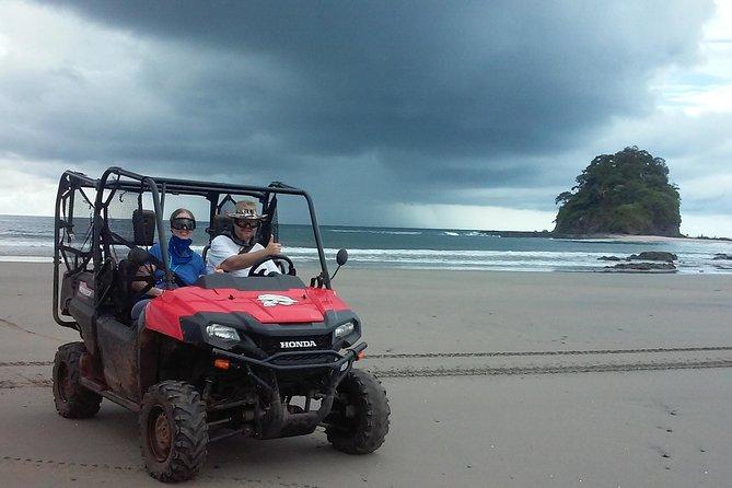 Buggy Tamarindo to Playa Conchal