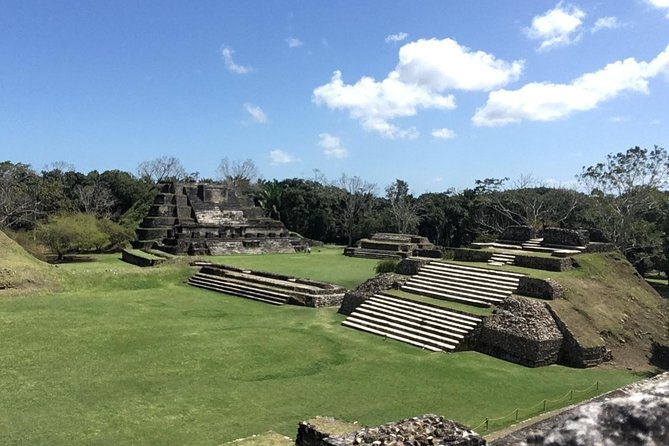 Altun Ha Mayan Site and Cave Tubing Paradise