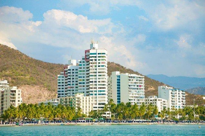 Cartagena - Santa Marta Transport Service