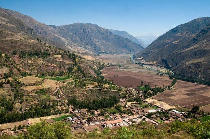 Excursão de Dia Inteiro em Moray Salinas de Maras e Vale Sagrado partindo de Cusco