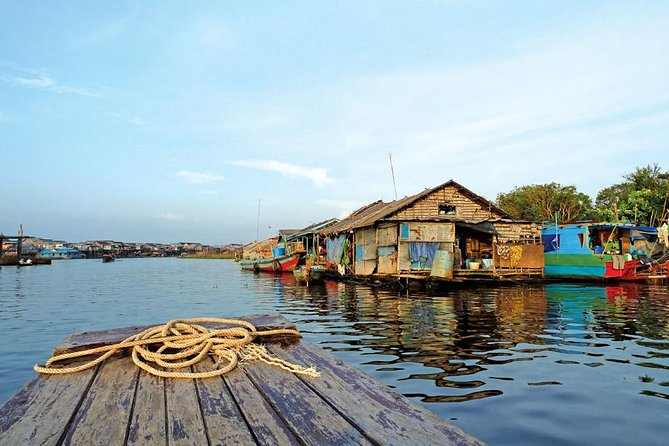 Tonle Sap Day Trip and Floating Village from Siem Reap photo 1