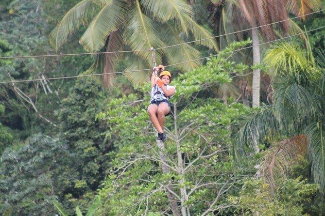 Punta Cana Zip Lines Explorer