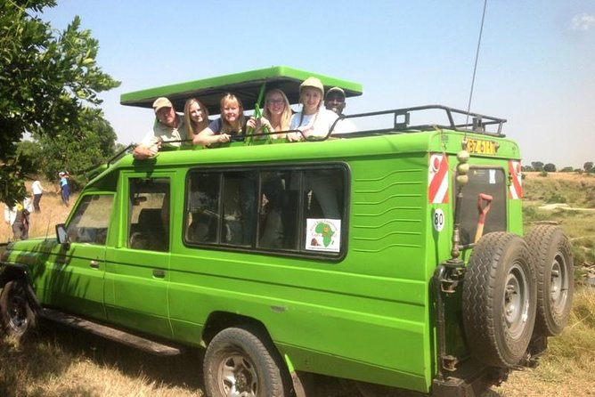 4 Day Safari: Serengeti National Park, Tarangire & NgoroNgoro Crater