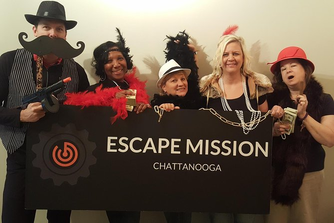 Can you escape the Bank Heist Room in 60-Minutes?