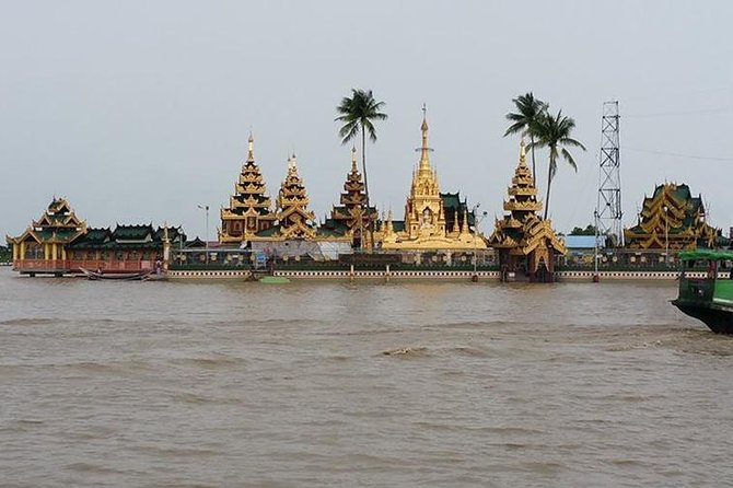Thanlyin Private Cultural Day Tour from Yangon