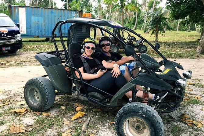 Vanuatu Buggy Adventure Tour with Yumi Tours