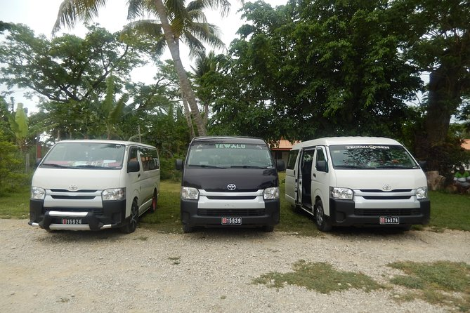 Private Airport Transfer: Port Vila International Airport to Hotel