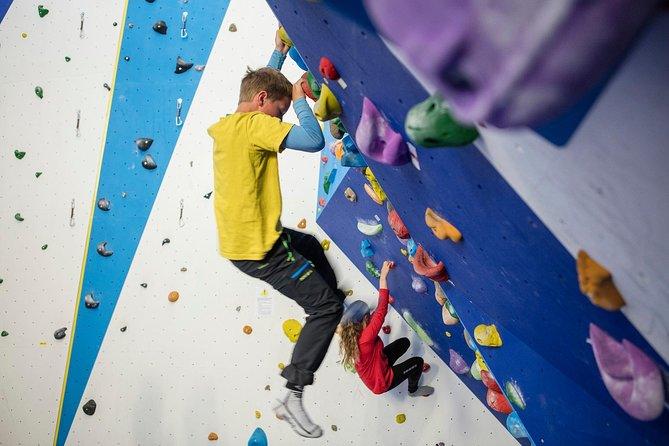 Climb Norway's Highest Indoor Climbing Wall