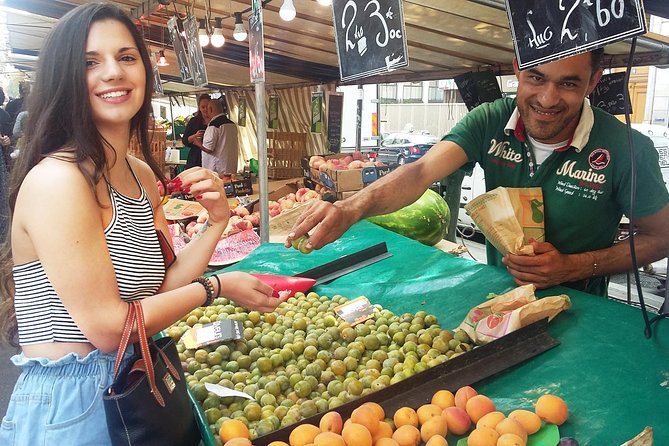 Stroll a Local French market & have a picnic