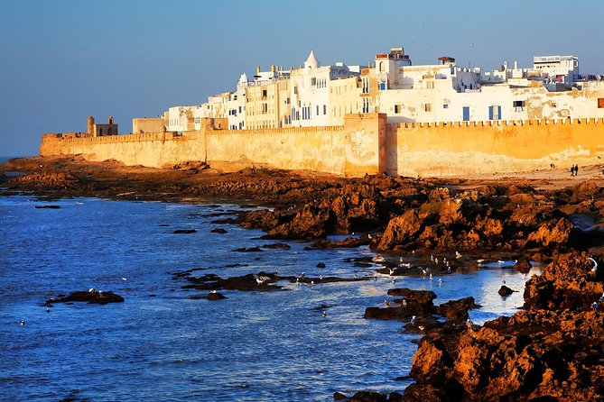 Full-Day Tour to Essaouira - The Ancient Mogador City from Marrakech