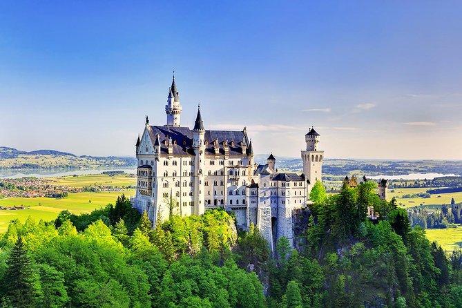 Excursão ao Castelo de Neuschwanstein saindo de Munique