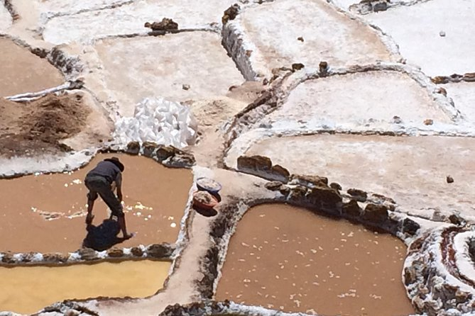 Salt Mines at Maras and Hiking to Tours of Sacred Valley