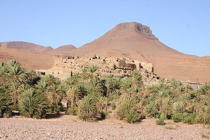 Zagora Desert and Draa Valley 2-Day Low Cost Group Tour