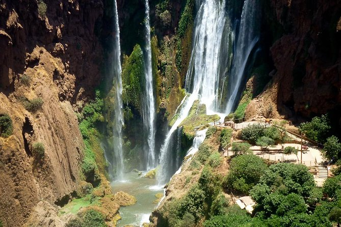 Ouzoud Waterfalls Full-Day Group Tour from Marrakech