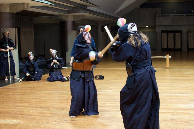 Full Day Samurai Kendo Experience in Tokyo