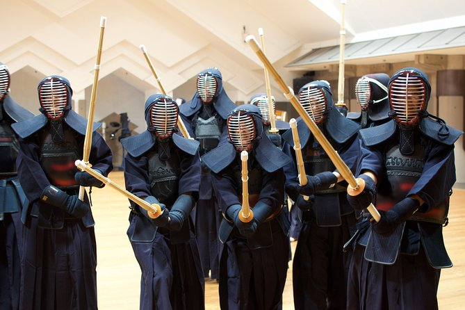 2-Hour Genuine Samurai Experience Through Kendo in Tokyo