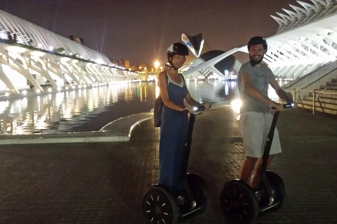 Valencia City of Arts and Sciences Nighttime Segway Tour photo 1