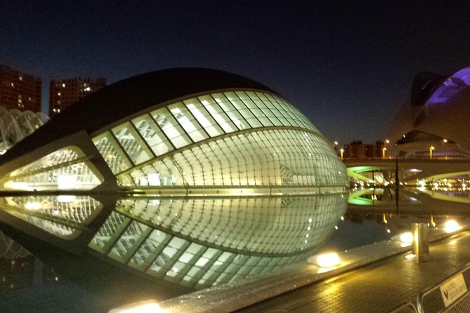 Valencia City of Arts and Sciences Nighttime Segway Tour photo 2