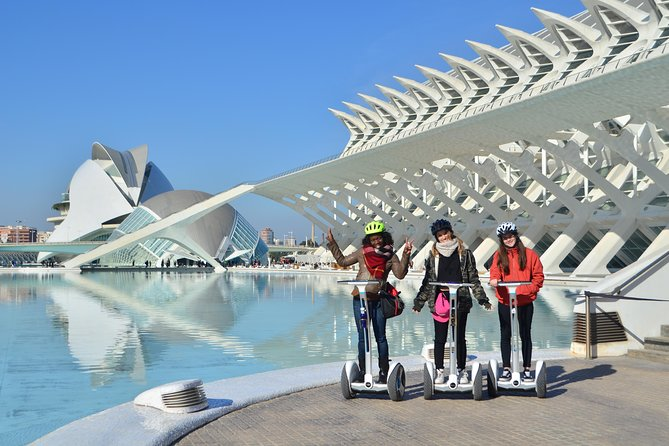City of Arts and Sciences Ninebot by Segway Tour in Valencia