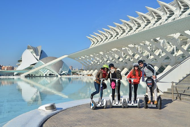 City of Arts and Sciences Ninebot by Segway Tour in Valencia photo 3