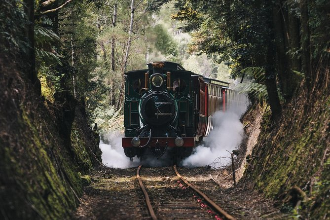 West Coast Wilderness Railway: Queenstown Explorer from Strahan photo 4