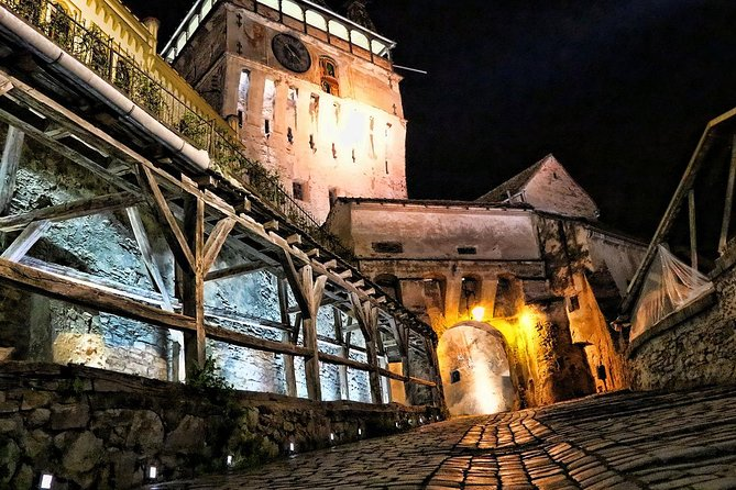 Fortifications of Transylvania - 2 days Private Tour from Bucharest