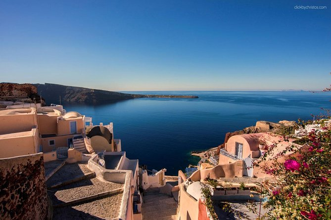 Aroma of Santorini: Private Half Day Sightseeing Tour