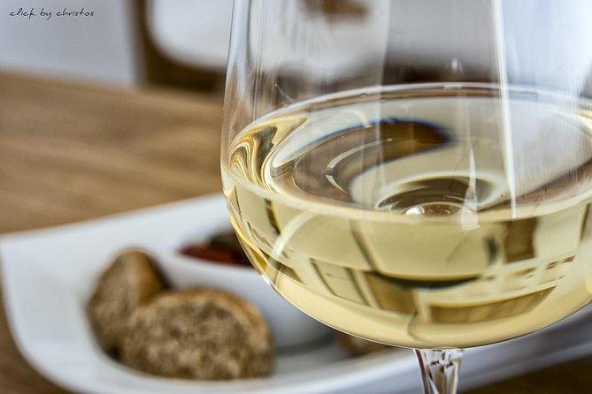 Santorini Wine Tasting & Food Pairing :Taste good life at Santorini