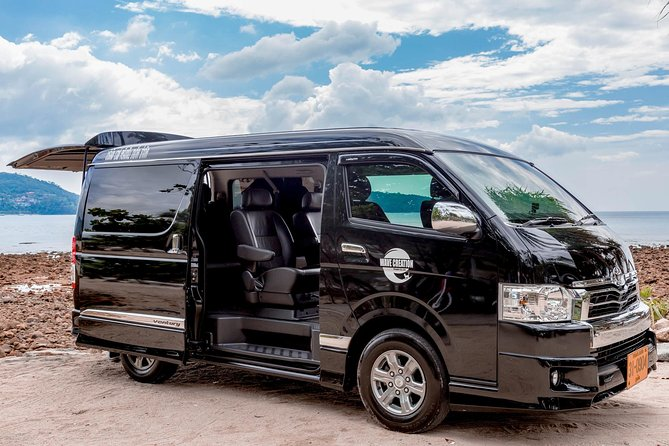 Private Van Charter For Safe and Comfortable Phuket Sightseeing