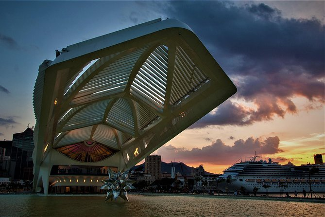 Visiting Museum of Tomorrow, Art Museum of Rio, and CCBB photo 5