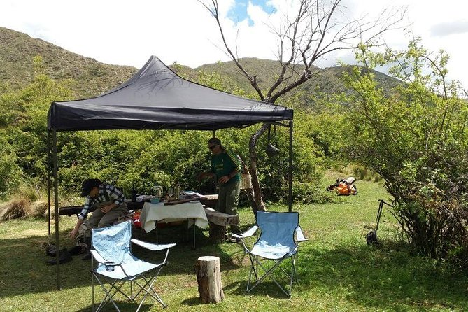 Fly Fishing on Private Andean River Including Barbecue Lunch, Mendoza, ARGENTINA