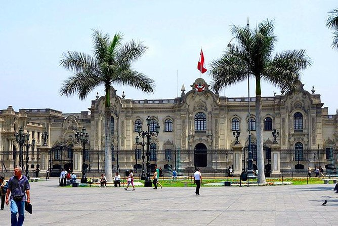 Half-Day Lima Sightseeing Tour