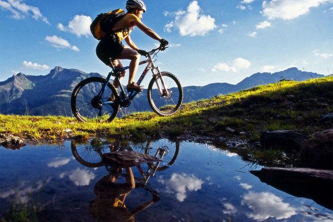 Inca Jungle Trek and Mountain Bike Tour - 4 days