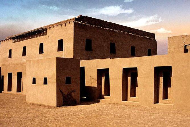 Pachacamac Sacred Citadel Tour