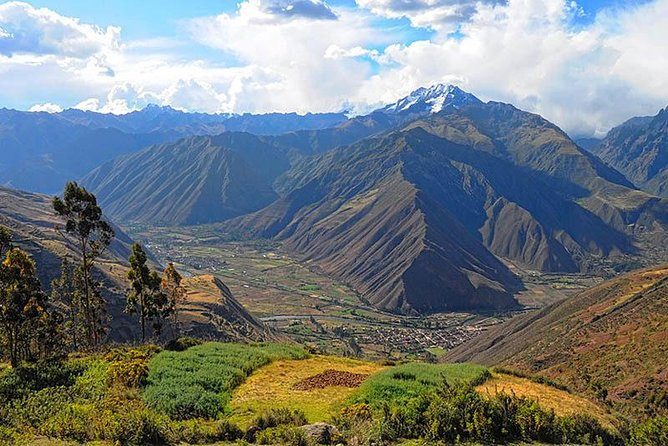 Sacred Valley, Pisac and Chicón Mountain in One Day from Cusco