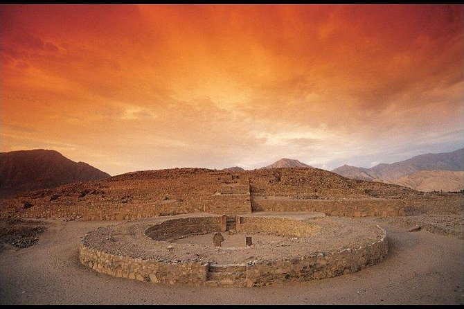 Full-Day to Caral, The Oldest Civilization of America