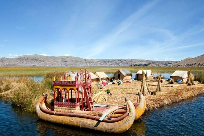 Uros and Taquile Island Full Day Tour from Puno photo 1