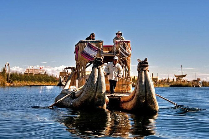 Uros and Taquile Island Full Day Tour from Puno photo 11