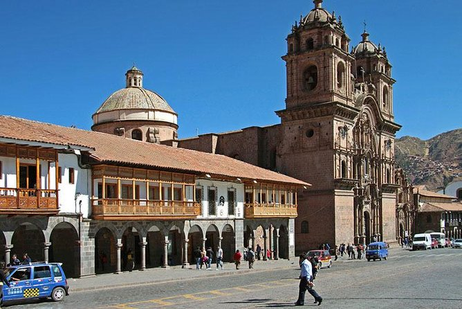 Cusco, Sacred Valley and Machu Picchu 3 Day Tour