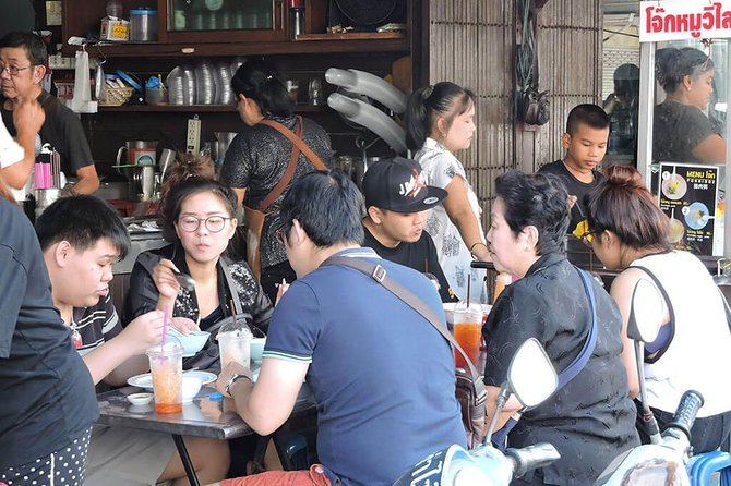 Hua Hin Local Food Tour with English Speaking Thai Tour Guide